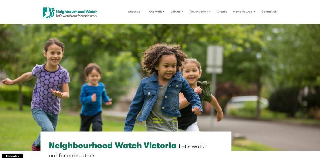 Neighbourhood Watch - Victoria